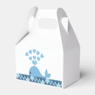 Whale Love Favour Box
