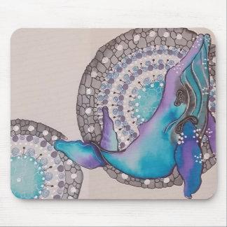 Whale Mouse Mat