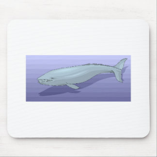 Whale Mouse Pads