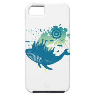 WHALE_OF_A_TIME CASE FOR iPhone 5/5S