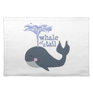 Whale Of Tale Place Mats