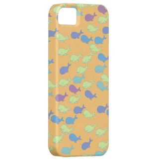 Whale pattern design iPhone 5 covers