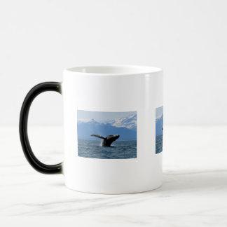Whale Playtime Morphing Mug