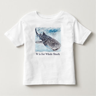 Whale Shark Artwork Baby and Kids' Clothing Toddler T-Shirt