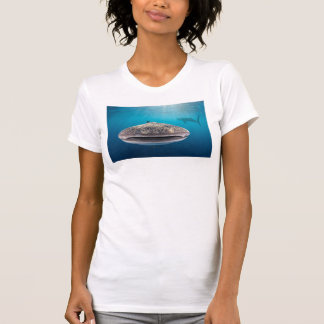 Whale Shark, Front view, Indonesia T-Shirt