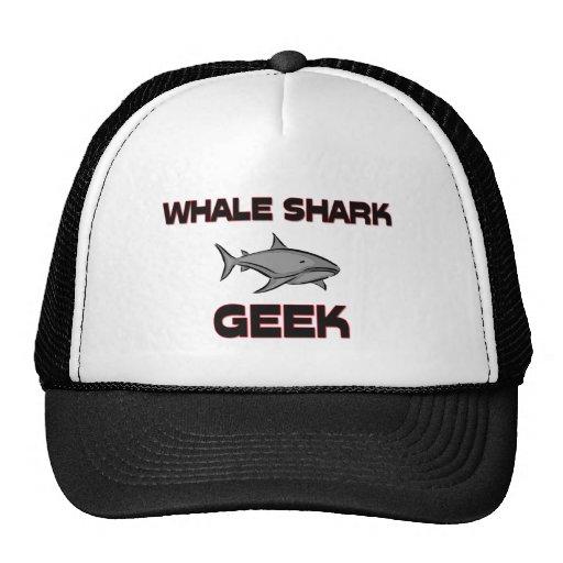 Whale Shark Geek Hat