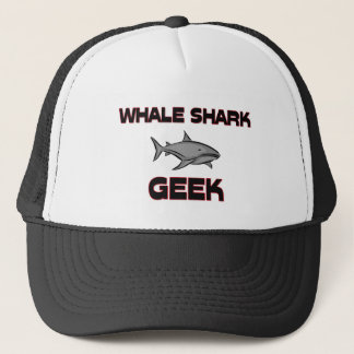 Whale Shark Geek Trucker Hat