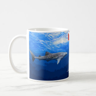 Whale Shark Mug Caneca