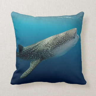 Whale Shark Swimming Cushion
