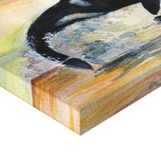 Whale Single Print wall decor