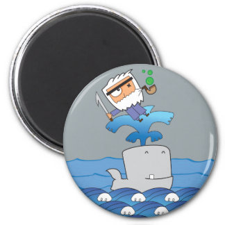 Whale Tale Refrigerator Magnets