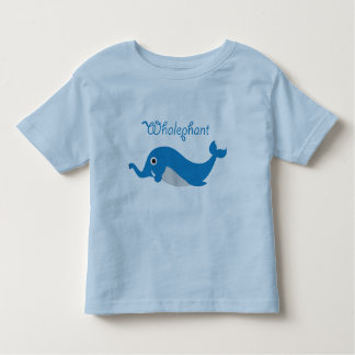 Whalephant Toddler T Toddler T-Shirt