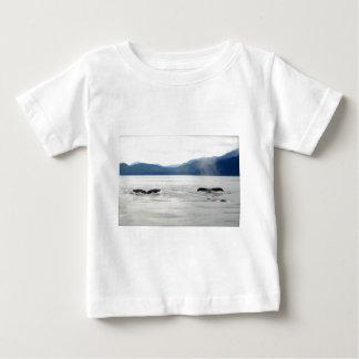 Whales Alaska Baby T-Shirt