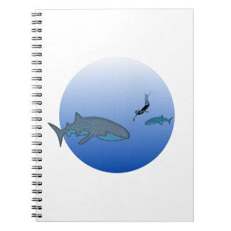 Whaleshark Watching Notebooks