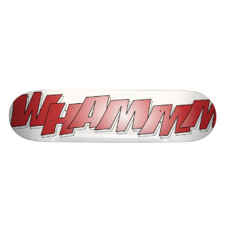 WHAMMM board 18.1 Cm Old School Skateboard Deck