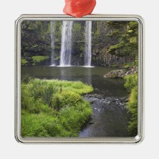 Whangarei Falls, Whangarei, Northland, New 2 Christmas Ornament
