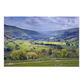 Wharfedale - The Yorkshire Dales Art Photo