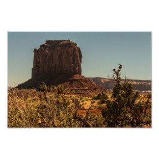 What a Butte! Photographic Print