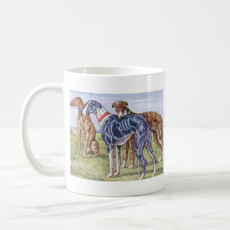 What a difference a Greyhound makes- mug