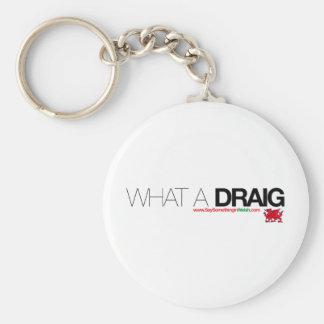 What a Draig... Key Ring