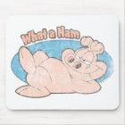 What a Ham Mousepad