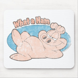 What a Ham Mousepad