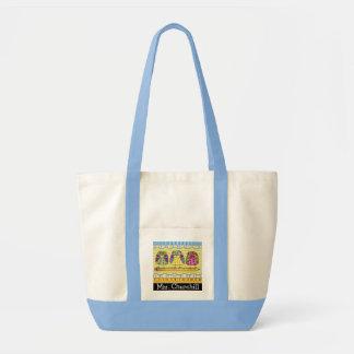 What a HOOT Teacher Tote - SRF Bags