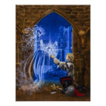 What a Knight for Apparitions - Print or Poster