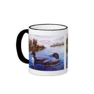 What A Pair Loon mug