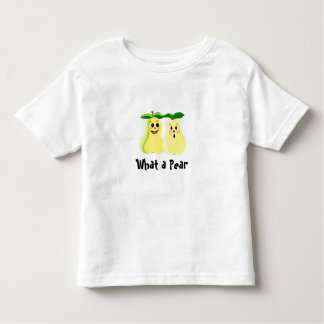 What a Pear Toddler T-Shirt