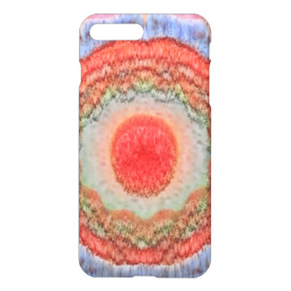 What a strange pattern iPhone 7 plus case