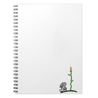 What about a vertical garden? note[ad notebooks