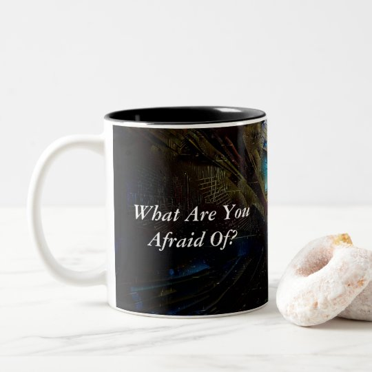What Are You Afraid Of? W/ Artwork Two-Tone