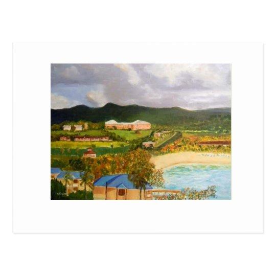 What aView! Buccaneer Hotel,St Croix Postcard