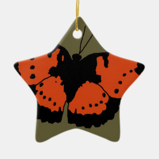 What Can You See In Muddy Brown Christmas Ornament