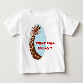 What Cha Doing ? Tee Shirt