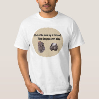 What Did the Prune Say T-shirts