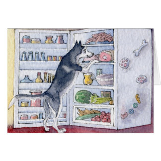 What do I fancy for supper tonight? Card