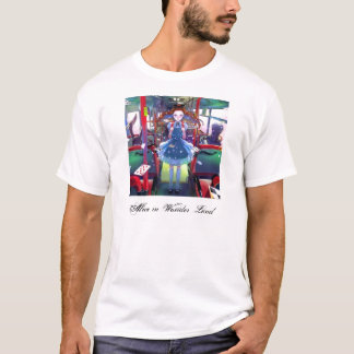 What do you think of Alice in Wonder Land? T-Shirt