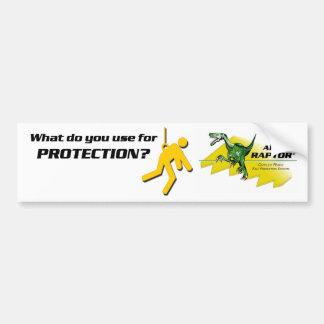 What do you Use? Car Bumper Sticker