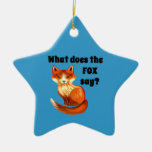 What Does the Fox Say Clothing and Gifts