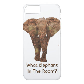 What Elephant In The Room iPhone 7 Case