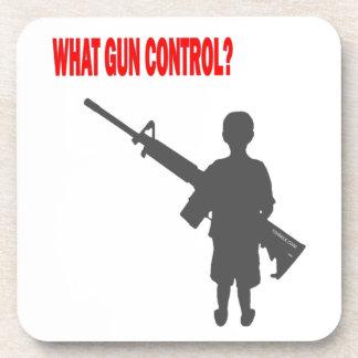 What Gun Control? Coaster