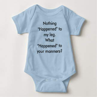 """What """"Happened"""" to... T Shirt"""