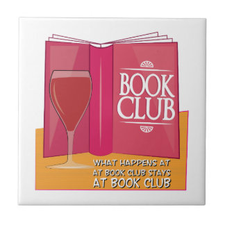What Happens At Book Club Tile