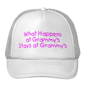 What Happens At Grammys Pink 2 Hats