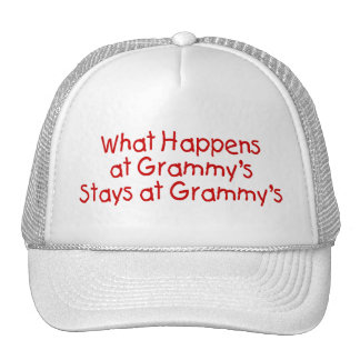 What Happens At Grammys Red Hats
