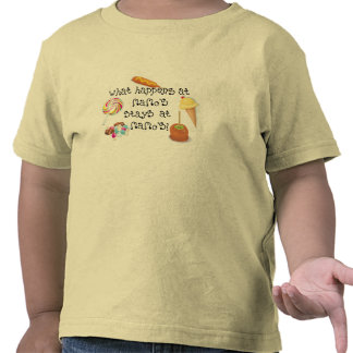 What Happens at Mamo s STAYS at Mamo s T-shirts
