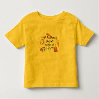 What Happens at Mamo's STAYS at Mamo's! Toddler T-Shirt