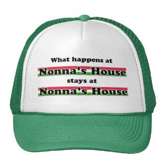 What Happens At Nonna's House Cap